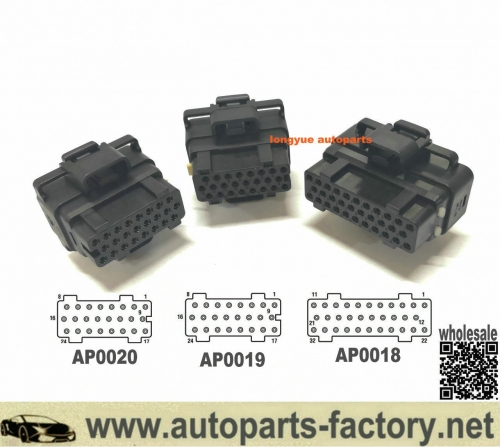 longyue 10kit 6.0 Ford 03-10 Fuel Injection Control Module (FICM) Connector Kit & Terminals