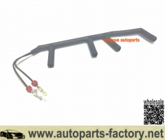 longyue 028971766 VW Diesel 1.9L L4 Glow Plug Harness ( 2-Wire) for early Mk4 Mk3 B4 1.9 Golf Jetta Beetle TDI ALH AHU 1Z