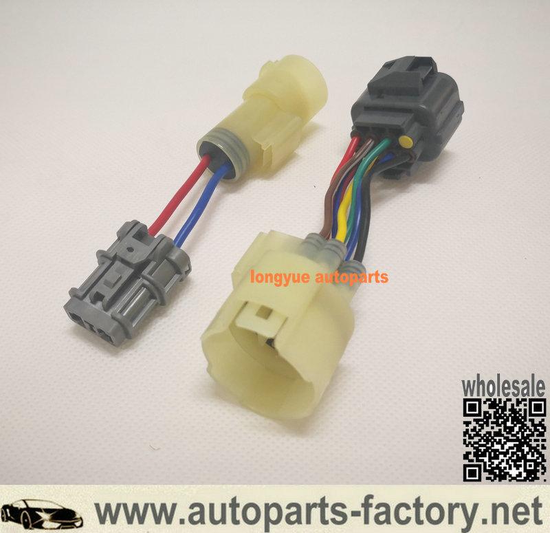 Obd0 To Obd1 Ecu Jumper Wire Harness For Honda Free Download Wiring
