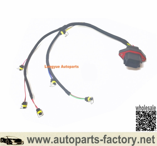 longyue C9 diesel engine parts 215-3249 419-0841 injector wiring harness for caterpillar parts