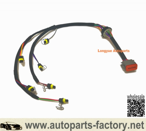 longyue C7 injector wire harness E325C 222-5917 2225917
