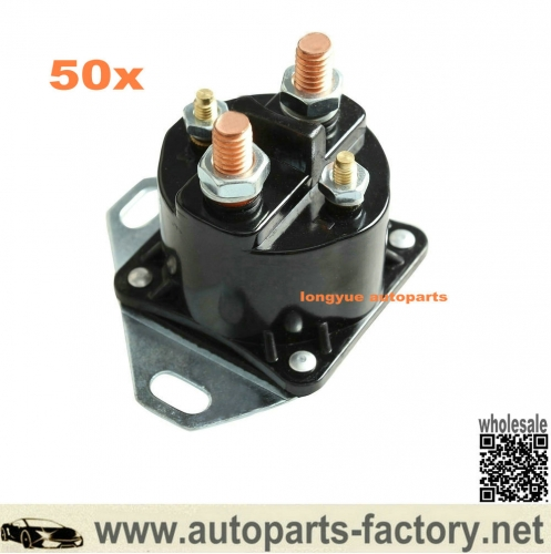 longyue 50pcs 94.5-03 Ford Diesel Glow Plug Relay Solenoid for 6.9 & 7.3 Liter Diesel IHC T444E Powerstroke Engines