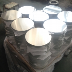 3003 O Aluminum circle suitable for hard anodizing for cookware
