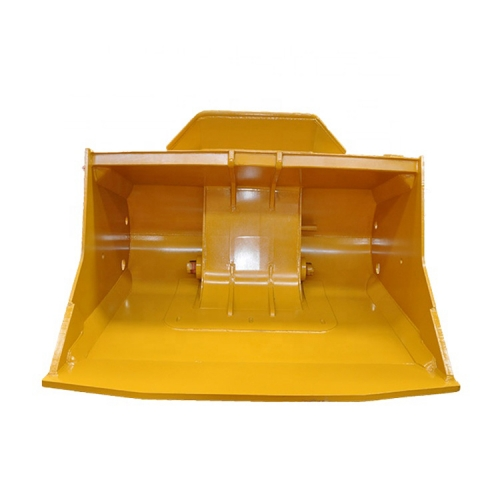 under ground loader bucket