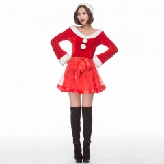 2019 Sexy Women Christmas Costume