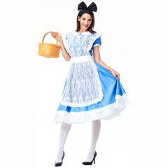 2019 Sexy Alice In Wonderland Costume