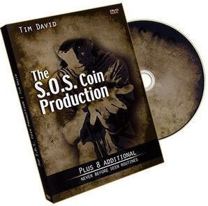The SOS Coin Production by Tim David