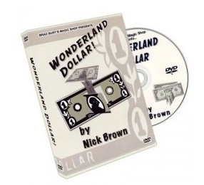 Wonderland Dollar by Nick Brown