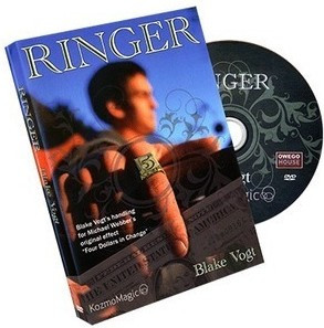 Ringer by Blake Vogt and Kozmomagic