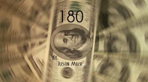 180 A Mental Whirlwind by Justin Miller