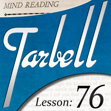 Tarbell 76 Mind Reading Mysteries Part 1