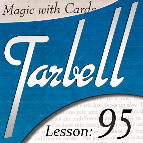 Tarbell 95 Magic With Cards