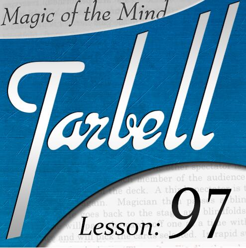Tarbell 97 Magic of the Mind