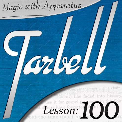 Tarbell 100 Magic with Apparatus