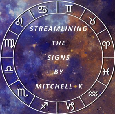 Streamlining the Signs by Mitchell K