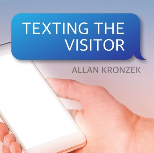 Texting The Visitor by Allan Kronzek