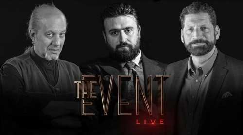 The Event Live 2020 - Luke Jermay, Max Maven, Michael Weber