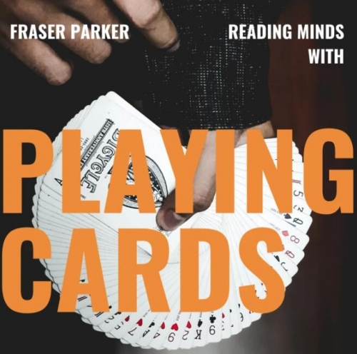 Fraser Parker´s Mentalism Ramble - Episode 1 - Reading Minds With Playing Cards