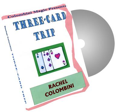 Three-Card Trip by Aldo Colombini