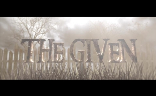 The Given by Jamie Daws