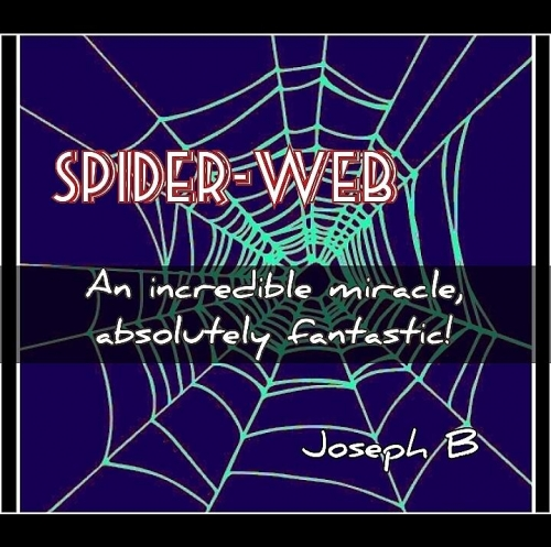 SPIDER-WEB by Joseph B