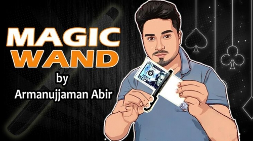 Magic Wand by Armanujjaman Abir