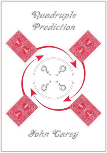 Quadruple Prediction by John Carey