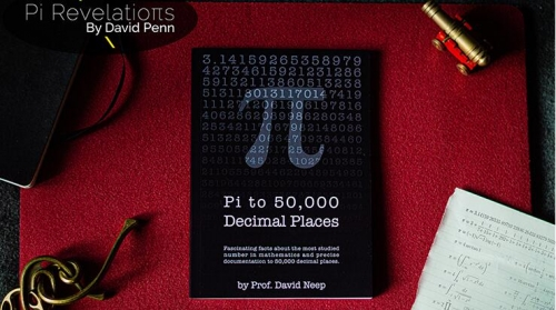 Pi Revelations by David Penn (Instruction Video Only)