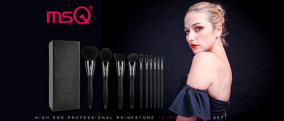 Professional Makeup Brush Set Manufacturer
