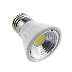 Ranpo E27 E26 5W LED Bulb Spotlight,90 Degree,60W Equivalent,450 Lumen,AC 85-265V,6000K Cool White