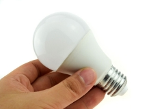 RANPO E27 E26 85-265V 12w Daylight White 6000K LED Light Bulb Lamp 1150Lm A19 Home Lighting Bulbs