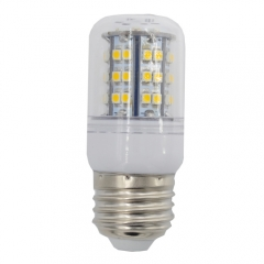 Dimmable E27 220V 4W LED Corn Bulb 48 LEDs 3528 SMD Cool White Warm White With PC Cover