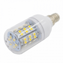 Dimmable E12 110V 4WLED Corn Bulb 48 LEDs 3528 SMD Cool White Warm White With PC Cover
