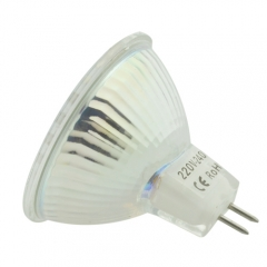 RANPO MR16 3W (30W Equivalent) LED Spotlight Bulb 3528 SMD 60 LEDs,Recessed Lighting,Warm White 2800K,Cool White 4600K