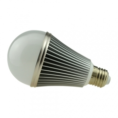 E27 9W Dimmable LED Bulb Spot Light Lamp High Power Aluminum Warm Cool White 85-265V