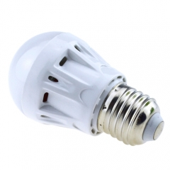 E27 3W LED Globe Bulb Light Lamp 220V Warm/Cool White