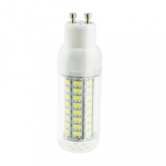 GU10 5W 220V LED Corn Bulb 5730 SMD 72 LEDs Cool Warm White