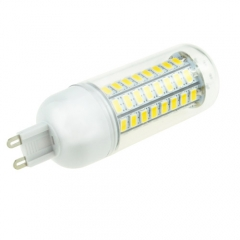 G9 5W 220V LED Corn Bulb 5730 SMD 72 LEDs Cool Warm White