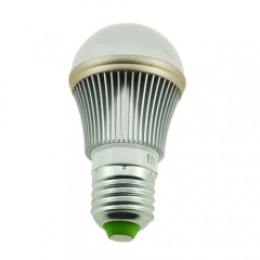E27 3W Dimmable LED Bulb Spot Light Lamp High Power Aluminum Warm Cool White 110V&220V