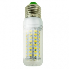 E27 5W 110V LED Corn Bulb 5730 SMD 72 LEDs Cool Warm White