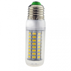 E27 5W 220V LED Corn Bulb 5730 SMD 72 LEDs Cool Warm White