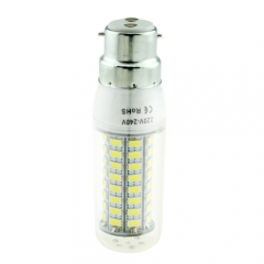 B22 5W 220V LED Corn Bulb 5730 SMD 72 LEDs Cool Warm White