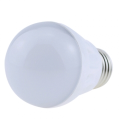 E27 5W LED Globe Bulb Light Lamp 220V Warm/Cool White