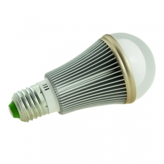 E27 7W Dimmable LED Bulb Spot Light Lamp High Power Aluminum Warm /Cool White 85-265V