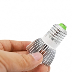 Dimmable E27 PAR16 LED Spot Lamp Bulb 3W  PAR Light