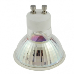 RANPO GU10 3528 48 SMD Spotlight Downlight Bulb Lighting,3W (30W Equivalent),Warm White 2800K,Cool White 4600K,110V 220V