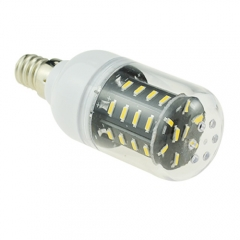 E12 3W AC 110V LED Corn Bulb 4014 SMD 36 LEDs Cool Warm White