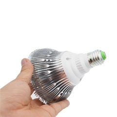 Dimmable E27 E26 12W PAR38 LED Spot Light Bulb