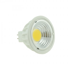RANPO Dimmable MR16 COB Spotlight 15W 400lm,50W Halogen Bulb Equivalent,90 Degree,Warm White 2800K,Neutral White 4000K,Cool White 4600K