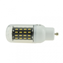 GU10 3.5W AC 220V LED Corn Bulb 4014 SMD 56 LEDs Cool Warm White
